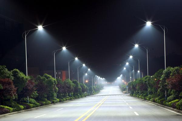 Chiếu sáng đường cấp khu vực