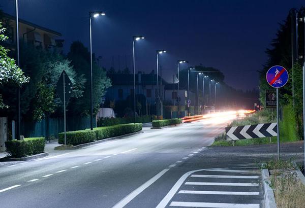 Chiếu sáng đường cấp nội bộ