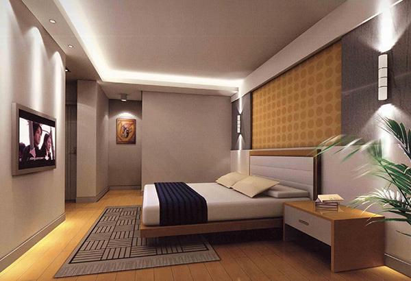 Chiếu sáng phòng ngủ