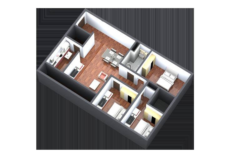 Chiếu sáng chung cư