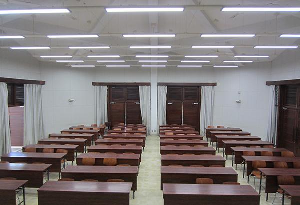 Chiếu sáng hội trường - khu HCTT