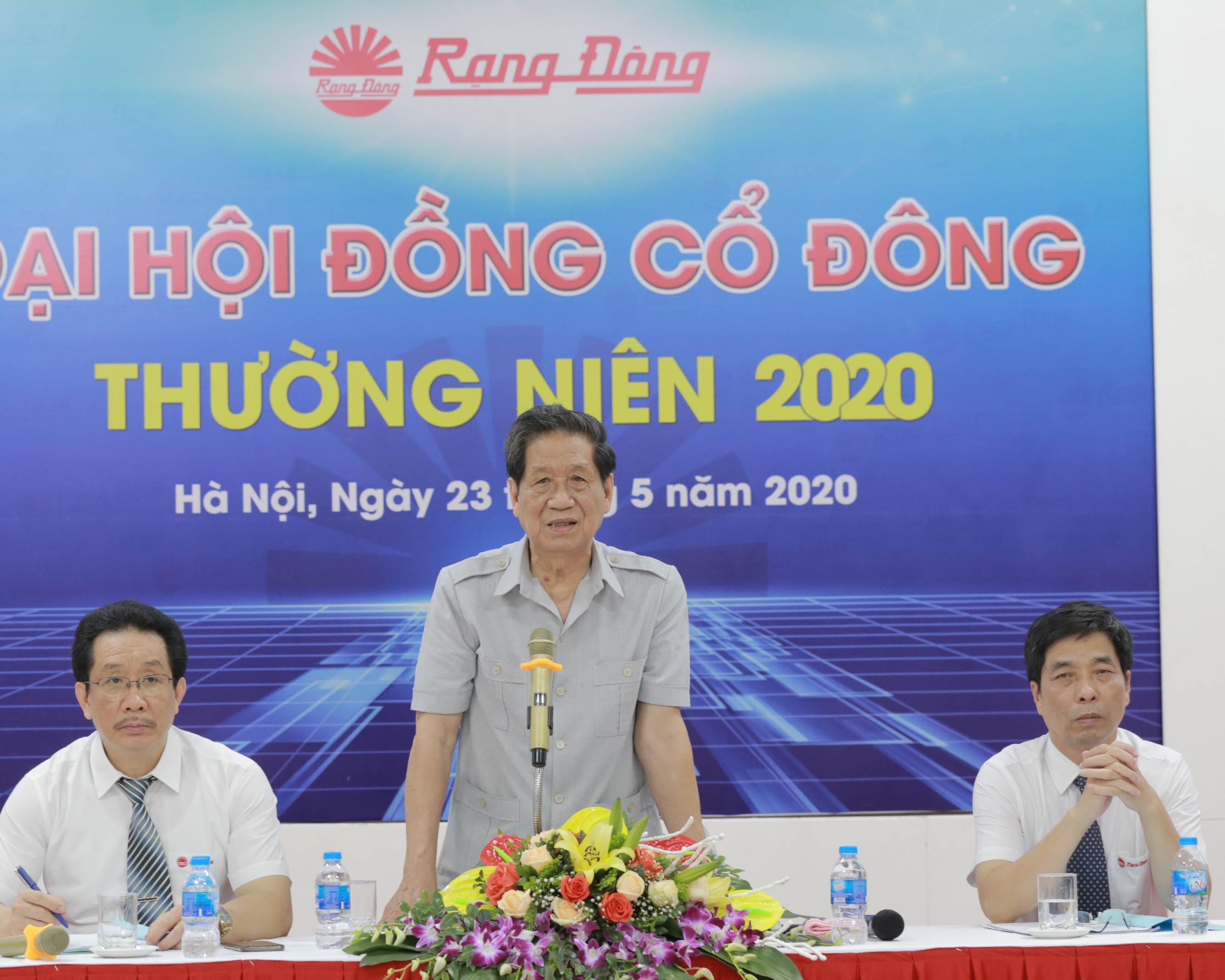 đại hội cổ đông 2020