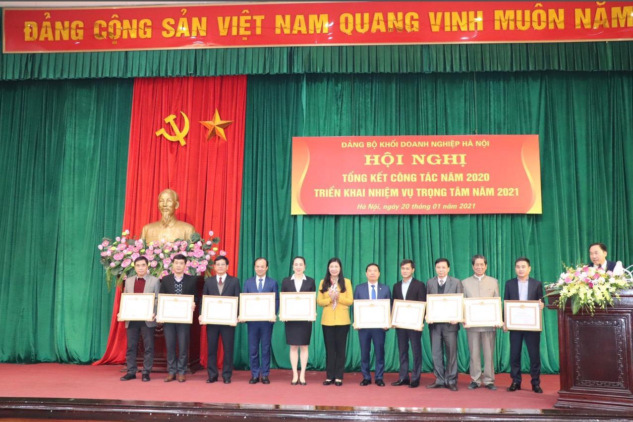 giải thưởng Rạng Đông 2021