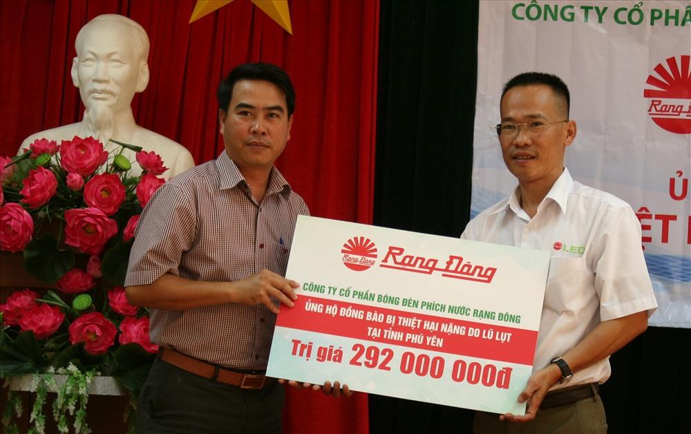 Trao 3000 suất quà cho người dân tỉnh  Phú Yên