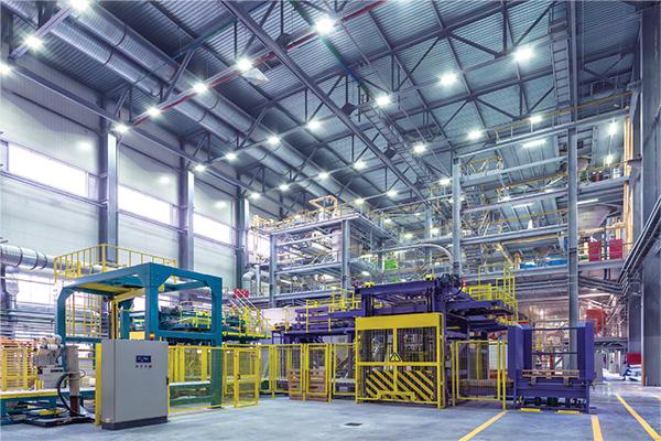 Tại sao nên sử dụng Đèn Led Highbay cho chiếu sáng nhà xưởng?