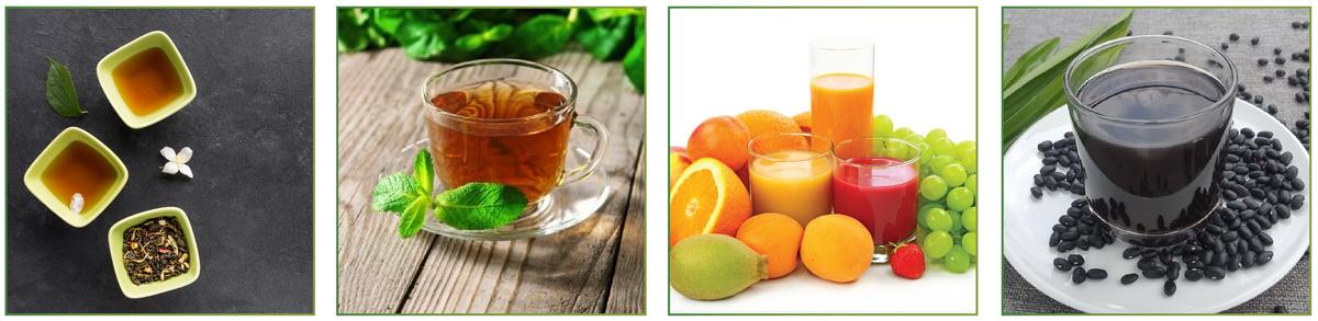 Bình ủ Rạng Đông ủ các đồ uống như chè, nước đỗ đen, trà thảo mộc..