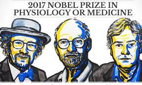 3 nhà khoa học người Mỹ dành giải nobel y học 2017