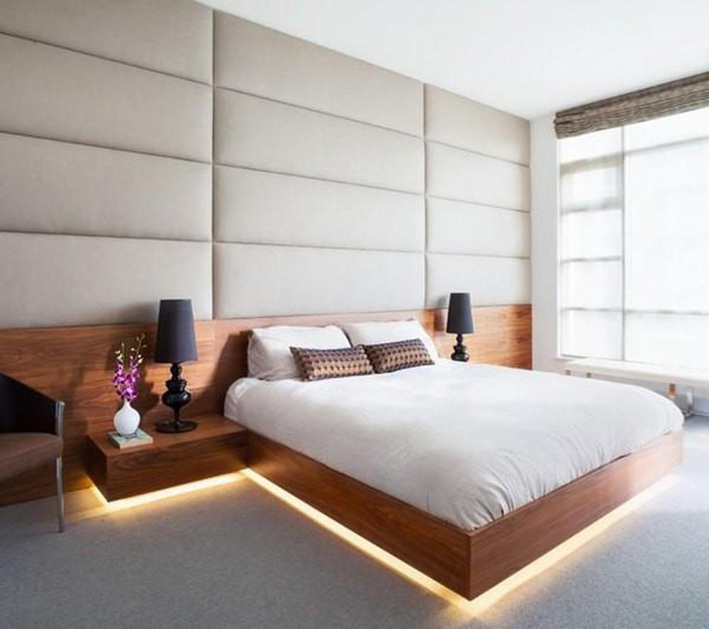 Đèn LED dây chiếu gầm giường