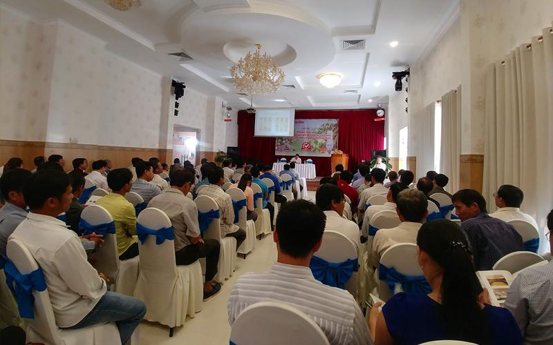 Hiệu quả kinh tế cho người trồng Thanh Long trái vụ