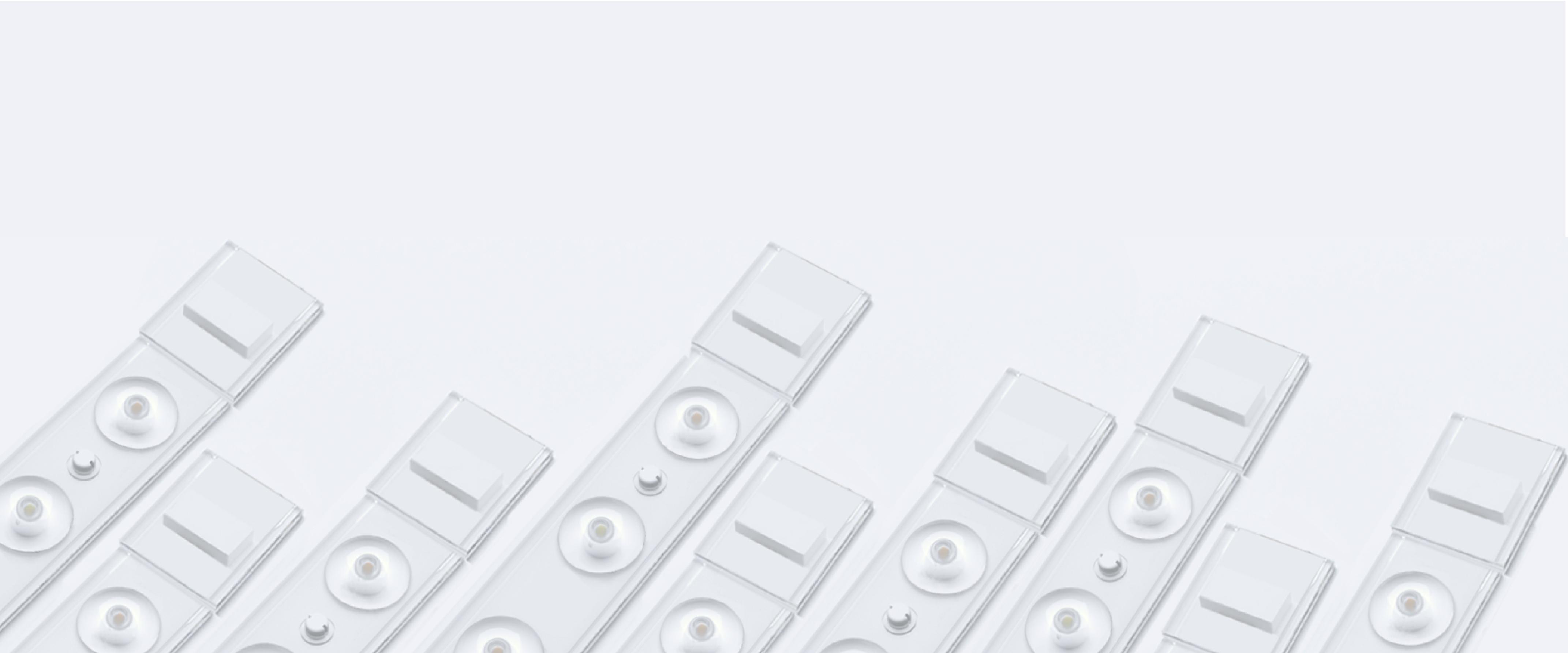 Ốp trần sử dụng công nghệ lens cho ánh sáng phân bố đồng đều