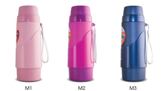 Phích cá nhân RD-04528 N2 thiết kế 3 màu thoải mái cho người dùng lựa chọn