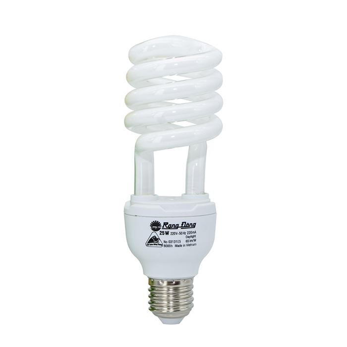 Bóng đèn Compact xoắn 25W