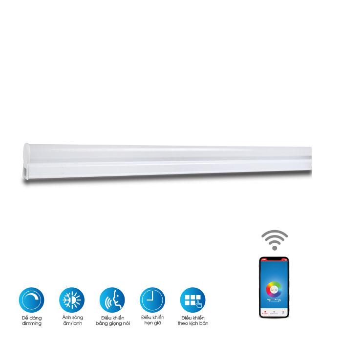 Bộ đèn LED tuýp wifi 16w