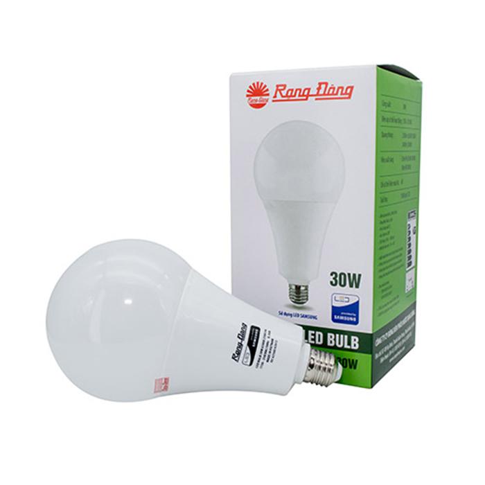 Bóng đèn LED BULB Tròn 30W 2