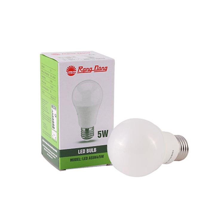 Bóng đèn LED BULB tròn 5W 1