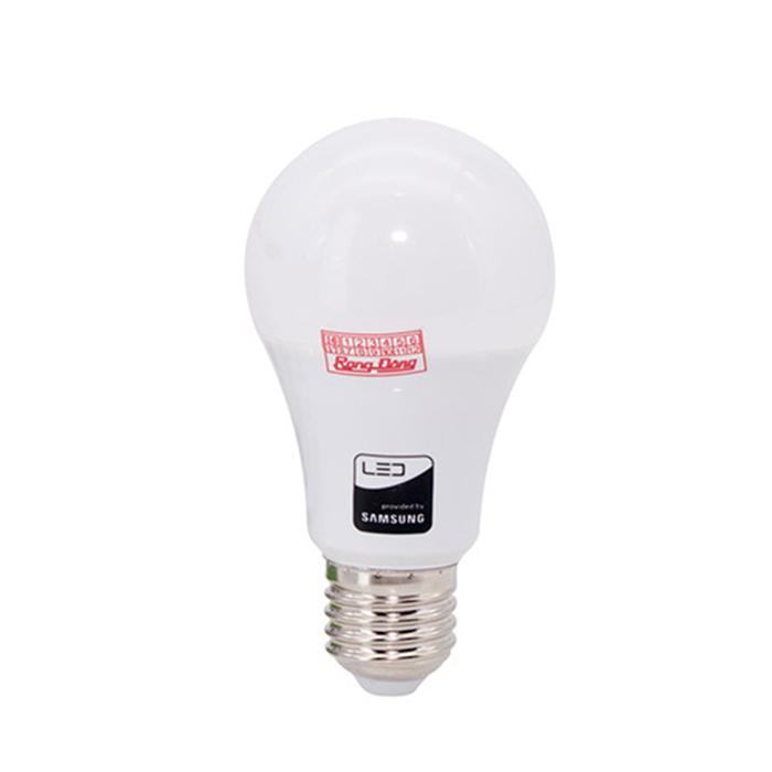 Bóng đèn LED BULB Tròn 12W