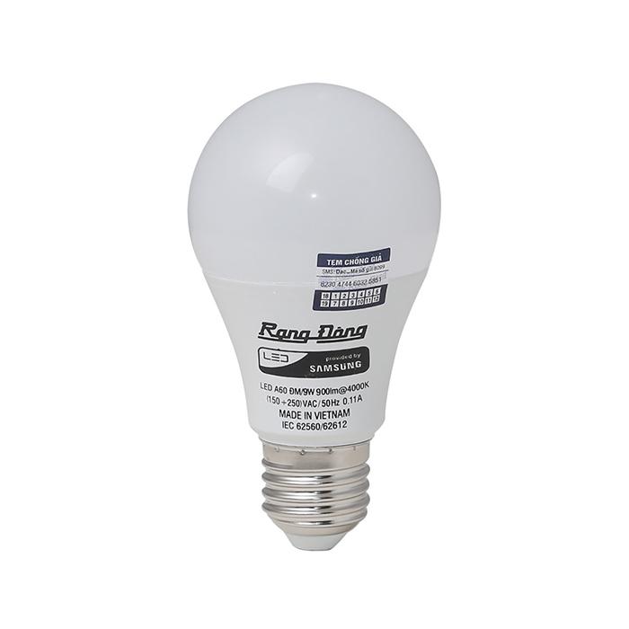 Bóng đèn LED Bulb Đổi màu 9W