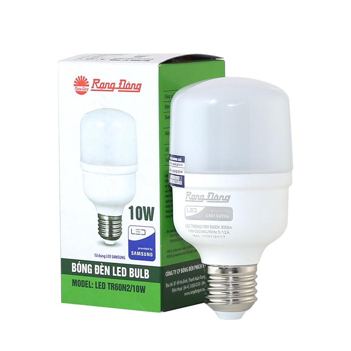 Bóng đèn LED BULB Trụ 10W 2