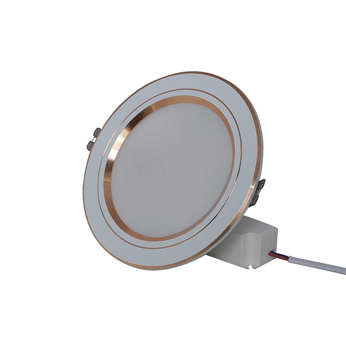 Đèn LED âm trần Downlight đổi màu 9W