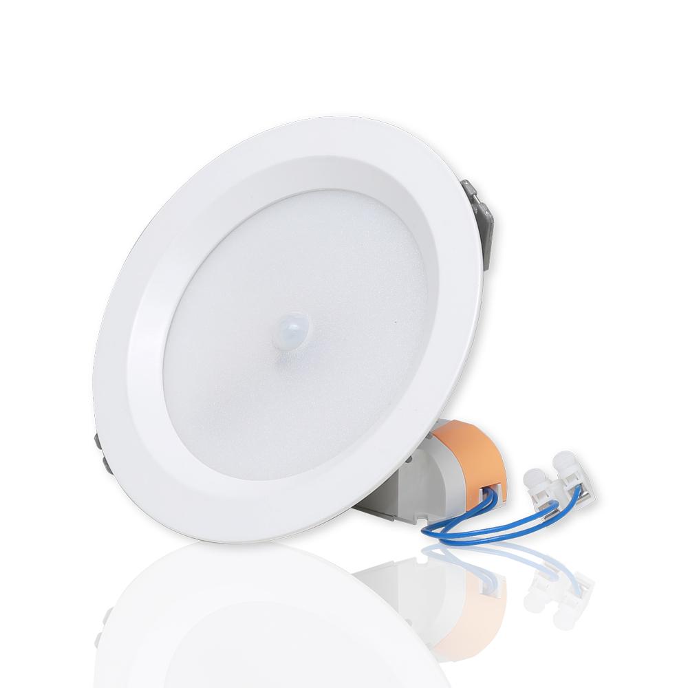 Đèn LED âm trần Downlight 9W (cảm biến)