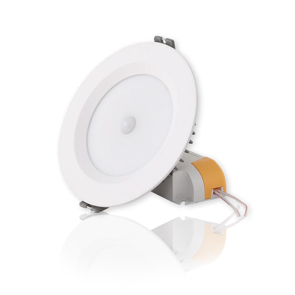 Đèn LED âm trần Downlight 7W (cảm biến)