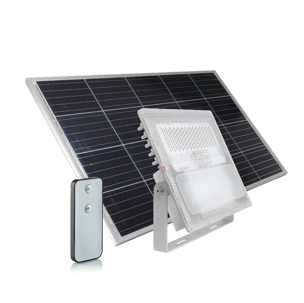 Đèn chiếu pha năng lượng mặt trời 90W