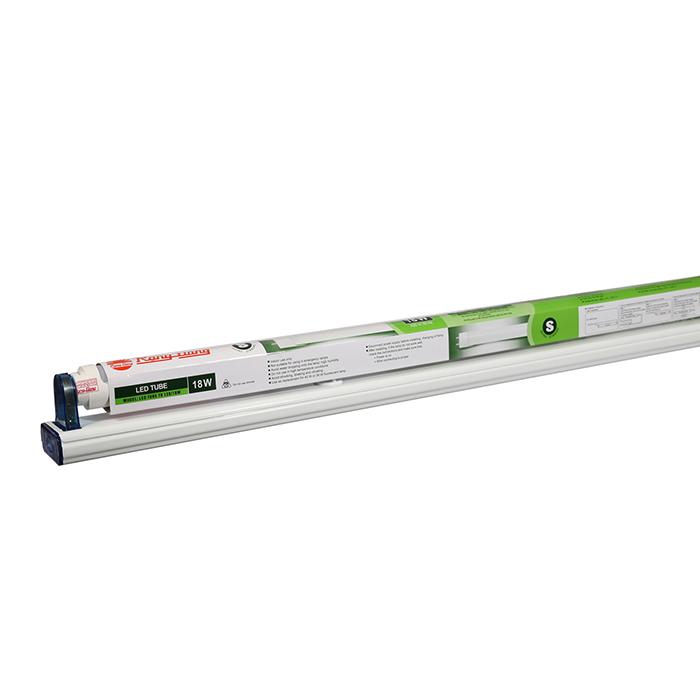 Bộ đèn LED Tuýp T8 1.2m 16W Nhôm Nhựa