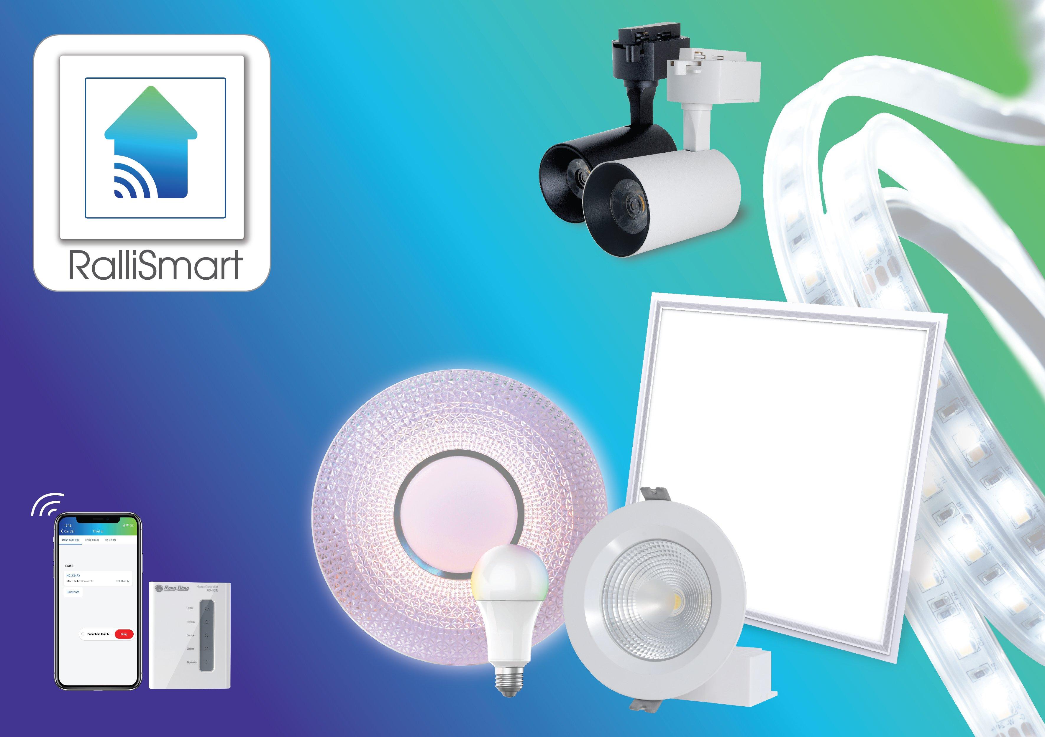 Bộ điều khiển trung tâm HC là bộ não của Hệ thống smart lighting