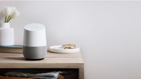 RalliSmart có thể điều khiển bằng giọng nói thông qua Google Assistant