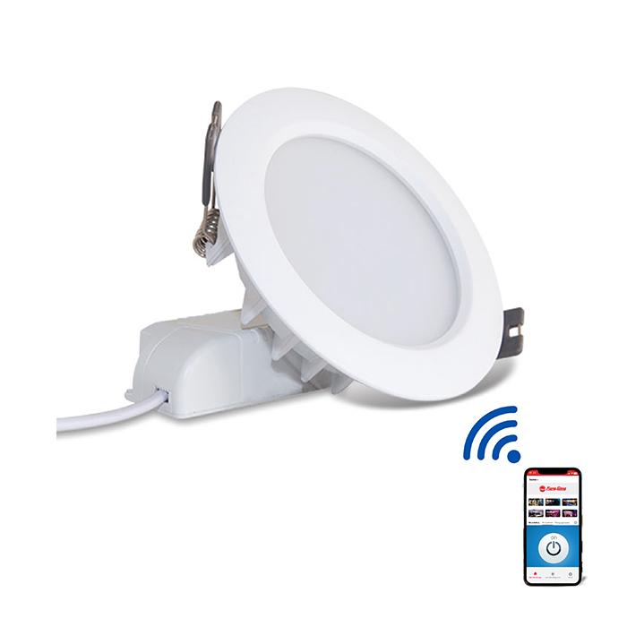 Đèn LED âm trần Downlight wifi 110/9W