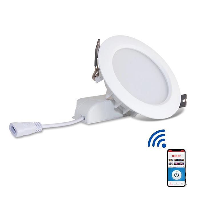 Đèn LED âm trần Downlight wifi 90/7W